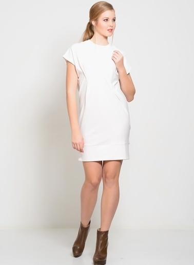 Foxiedox Elbise Beyaz